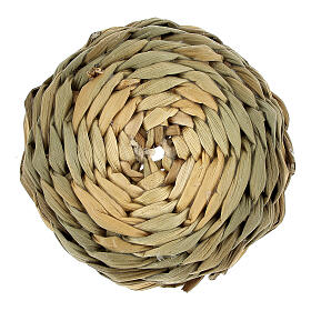 Low basket diam 4.5 cm for Nativity scenes 14-16-18 cm s3