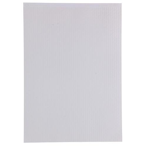 Folha tamanho A3 de papel tijolos escuros para presépio 2