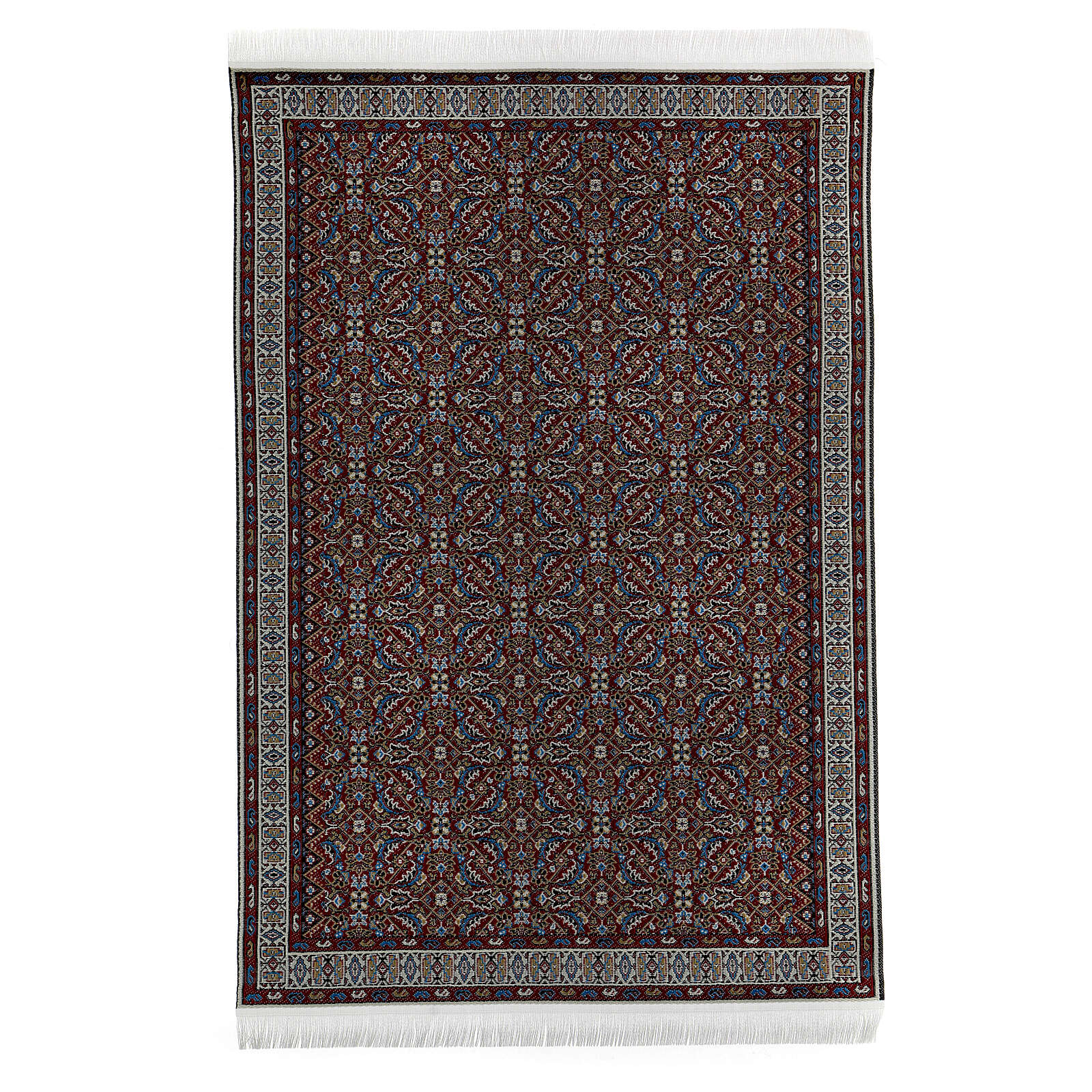 Carpet with fringes 30x20 cm for Nativity Scene with 20-30 cm figurines 4