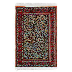 Carpet with fringes 30x20 cm for Nativity Scene with 20-30 cm figurines s2