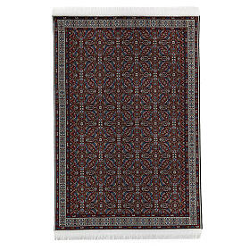 Carpet with fringes 30x20 cm for Nativity Scene with 20-30 cm figurines s3