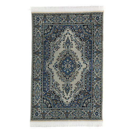 Carpet with fringes 30x20 cm for Nativity Scene with 20-30 cm figurines 1