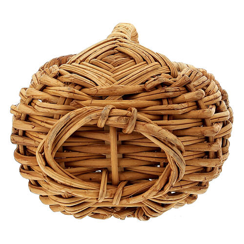 Picnic basket for Nativity Scene with 18 cm figurines 3