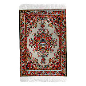 Set 6 tapis mixtes crèche 15x10 cm s2