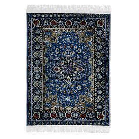 Set of 6 carpets different models 15x10 cm for Nativity Scene s3