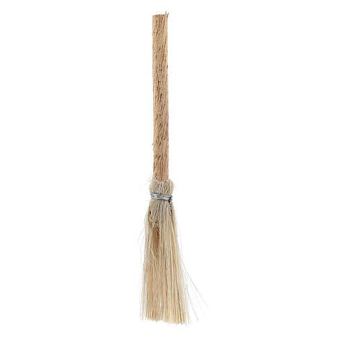 Broom for Nativity Scene with 10-12 cm figurines 1