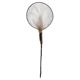Rede de pesca em miniatura 12 cm, para presépio com figuras altura média 12-14 cm s2
