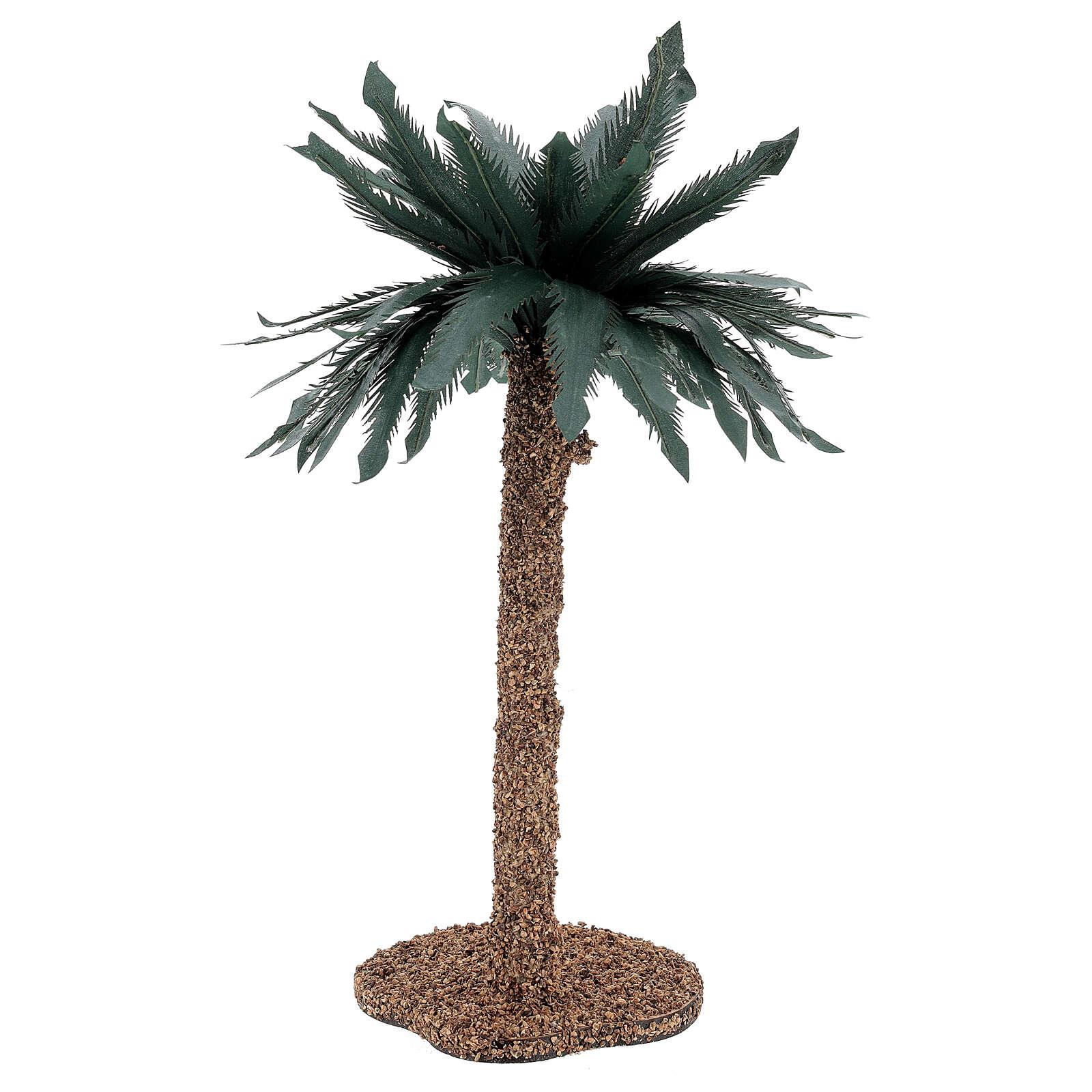 Palmier bricolage crèche 30 cm pour santons 10-14 cm 4