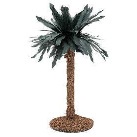 Palmier bricolage crèche 30 cm pour santons 10-14 cm s1