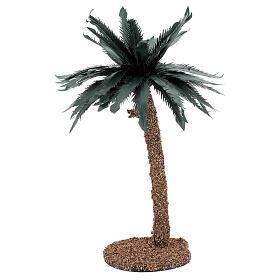 Palmier bricolage crèche 30 cm pour santons 10-14 cm s2