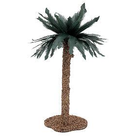 Palmier bricolage crèche 30 cm pour santons 10-14 cm s3