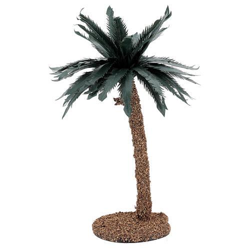 Palmier bricolage crèche 30 cm pour santons 10-14 cm 2