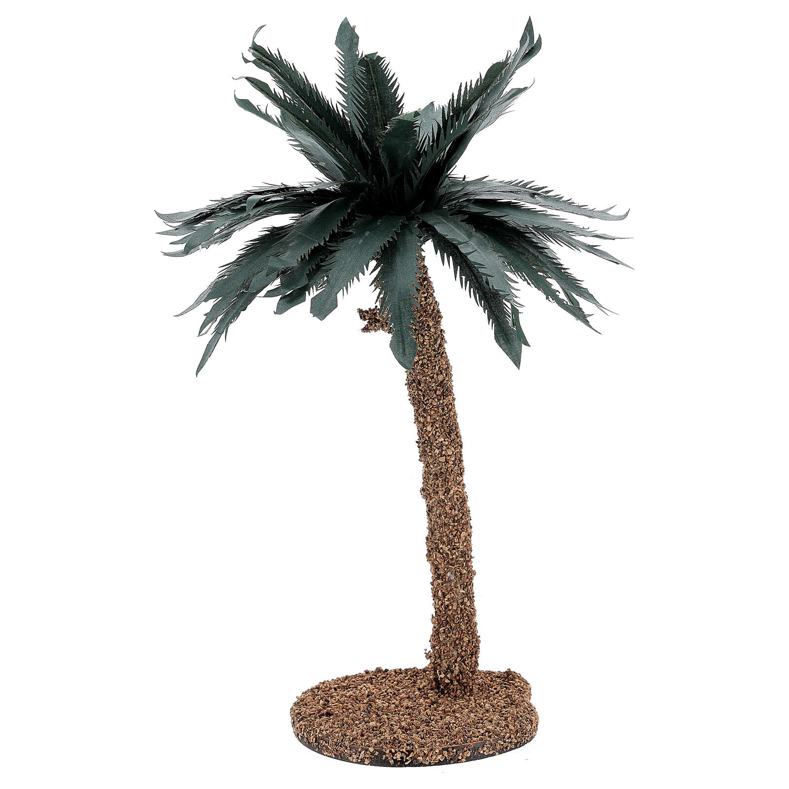 Palm tree 30 cm for Nativity Scene with 10-14 cm figurines 4