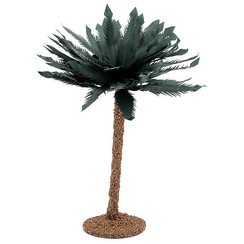 Miniature palm tree 35 cm for Nativity Scene with 12-20 cm figurines 2