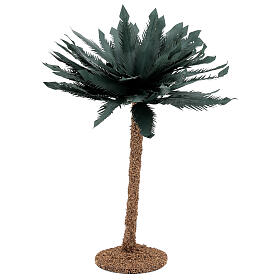 Miniature palm tree 35 cm for Nativity Scene with 12-20 cm figurines s2