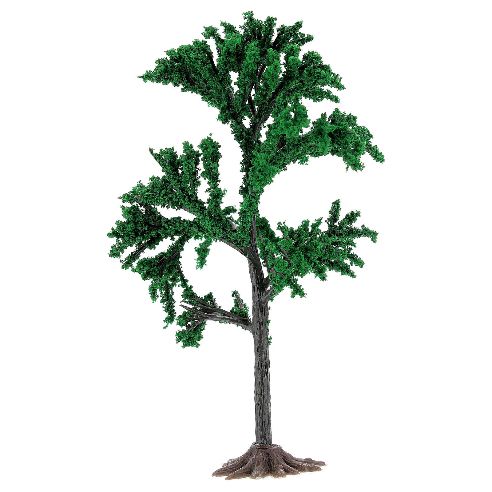 Tree green leaves for Nativity Scene with 4-8 cm figurines 4