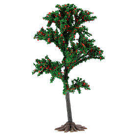 Tree trunk 15 cm for Nativity Scene with 6-10 cm figurines s1