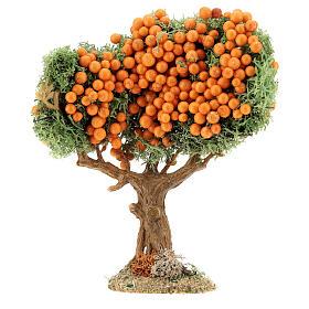 Albero frutta presepe h 16 cm per statue 8-12 cm s1