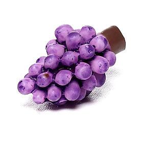 Uva viola presepe fai da te per statue 10-12 cm s1