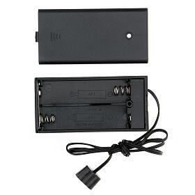 Transformador 3,5 V a pilhas AA s2