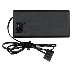 Transformador 3,5 V a pilhas AA s3