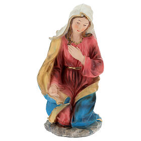 STOCK Nativity Scene painted resin with 50 cm figurines s3