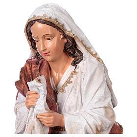 Presepe in resina dipinta 11 statue da 60 cm s4