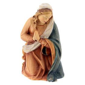 Natività presepe Raffaello 15 cm legno Valgardena dipinto s4