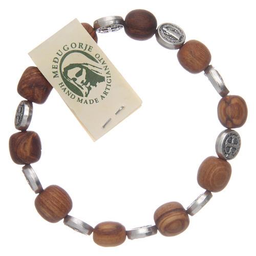 St Benedict medal bracelet 3