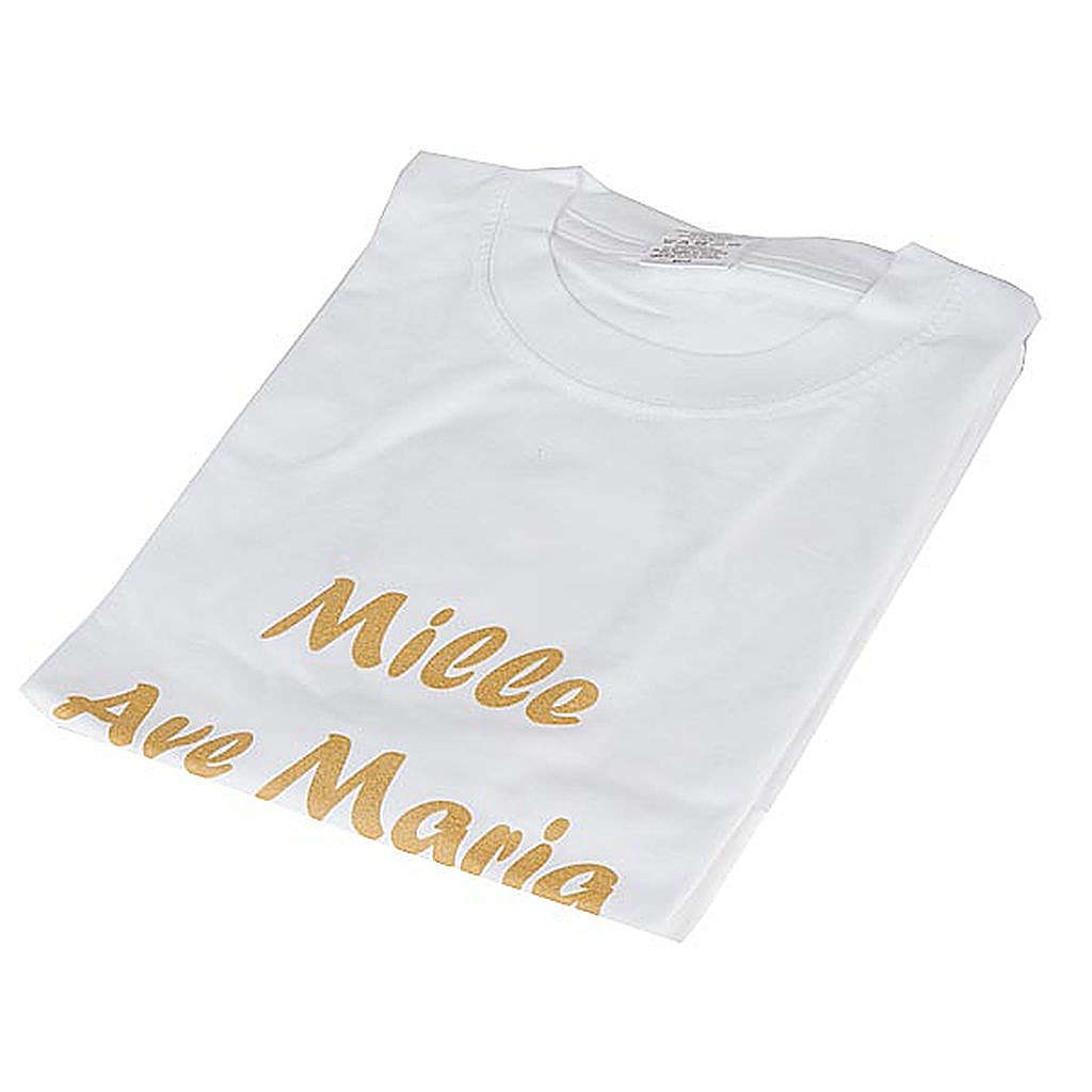 Mille Ave Maria T-Shirt, Progetto Eleonora 4