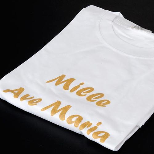 Mille Ave Maria T-Shirt, Progetto Eleonora 2