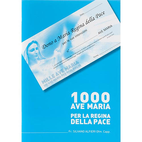 CD e Libretto Mille Ave Maria 2