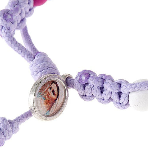 Medjugorje bracelet for children 5