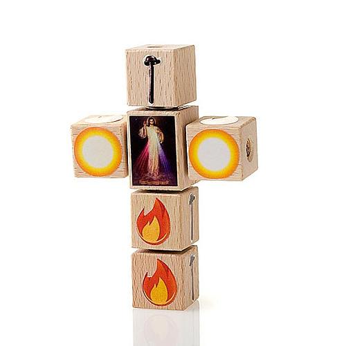 Chemin de Croix médité croix 1