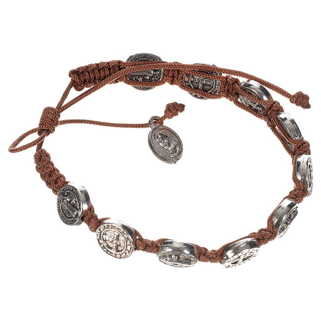 Armband Medjugorje Benediktus Medaillen 4