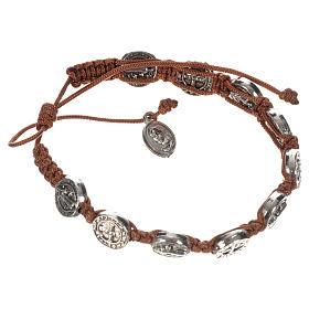Armband Medjugorje Benediktus Medaillen s9