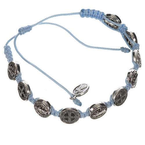 Armband Medjugorje Benediktus Medaillen 7