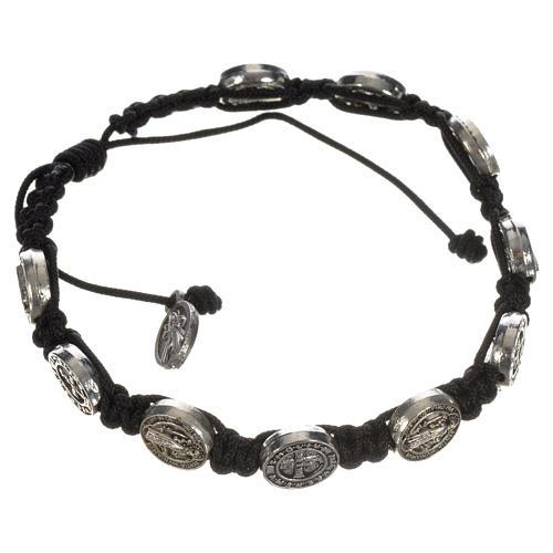 Armband Medjugorje Benediktus Medaillen 10