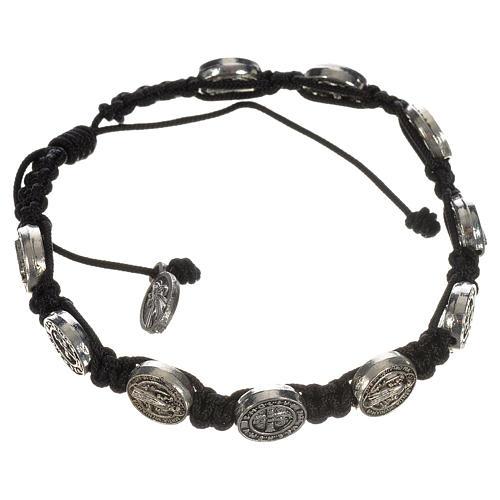 Armband Medjugorje Benediktus Medaillen 5
