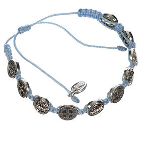 Single-decade Saint Benedict bracelet s7