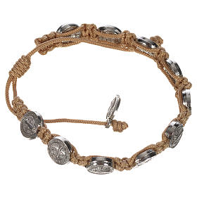Single-decade Saint Benedict bracelet s3