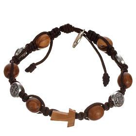 Bracelet dizainier tau et médailles s11