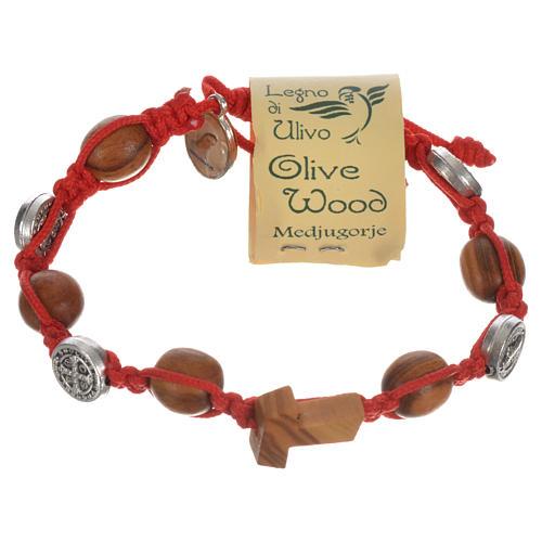 Bracelet dizainier tau et médailles 12