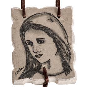 Rosario de pared Maria y Jesús s2