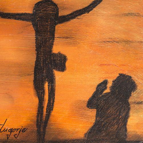 Benedizione Gesù Risorto Medjugorje 2