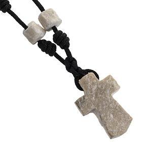 Bracelets, dizainiers: Collier dizainier Medjugorje pierre