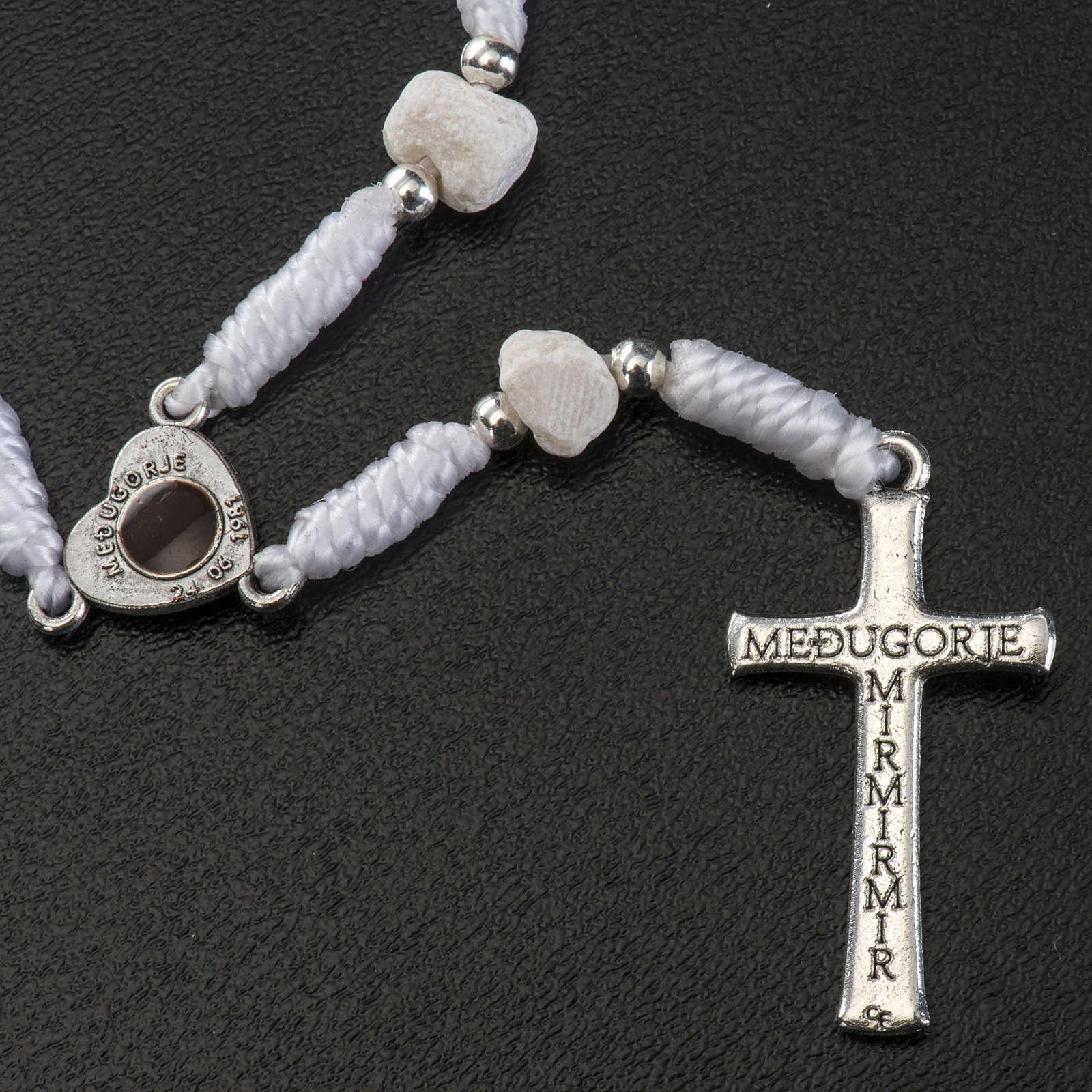 Medjugorje stone decade rosary 4