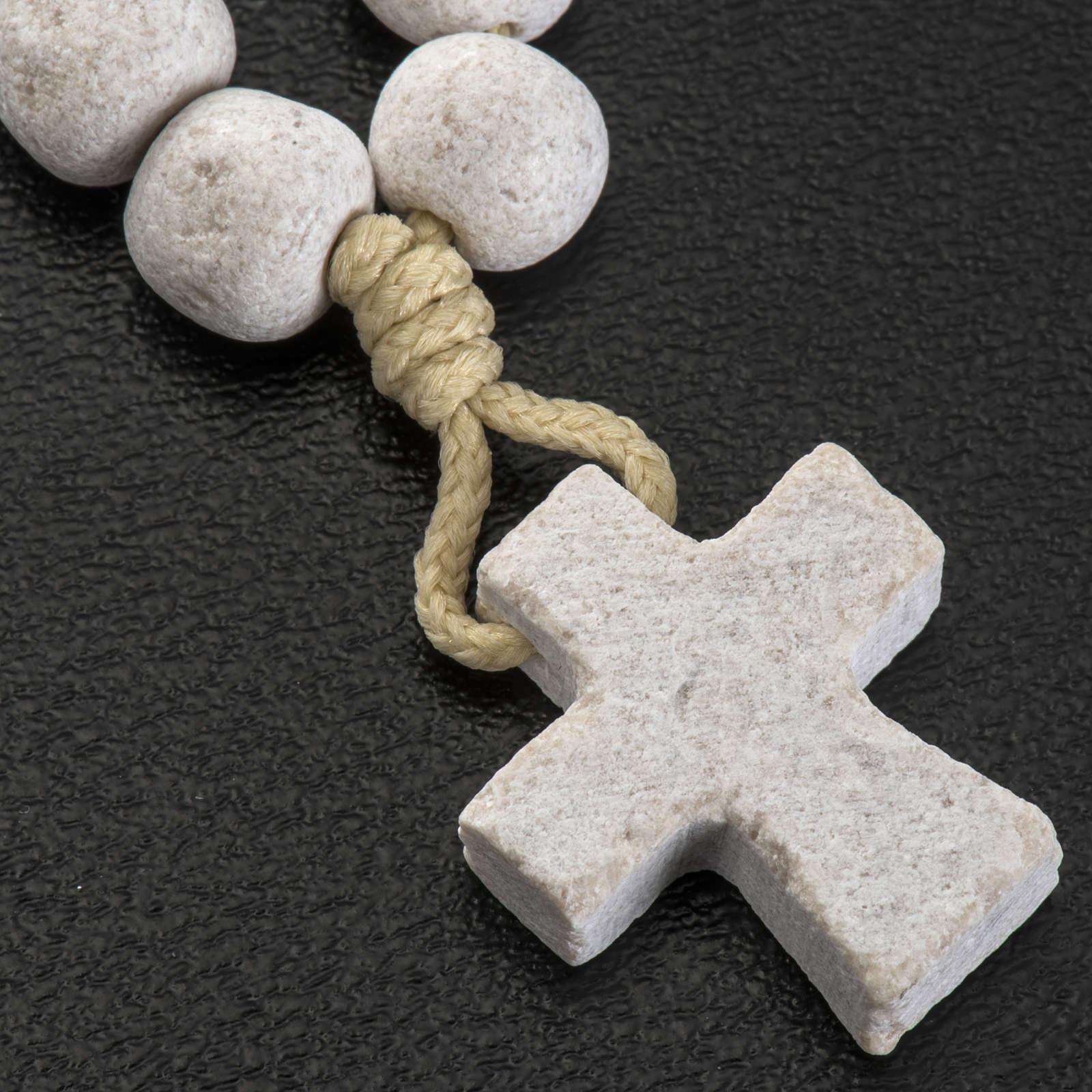 Llavero decena Medjugorje piedra 4