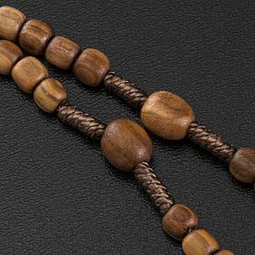 Mini rosario olivo Medjugorje tau s4