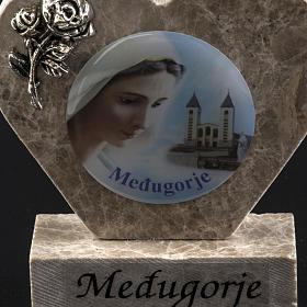 Corazón mármol de Medjugorje s3